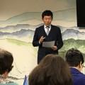 2017年10月25日 神戸 酒心館訪問