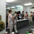 2017年9月27日        防災心得セミナー開催